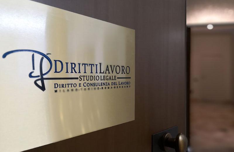 Diritti Lavoro studio legale